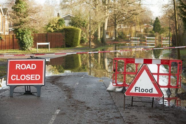 Prepare Your Clients For Winter – Flooding